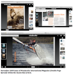 Windsurfer International Mag - SWA Article